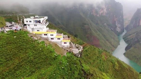 Bo Van hoa phan doi cong trinh Panorama sai pham tai Ma Pi Leng hinh anh 1