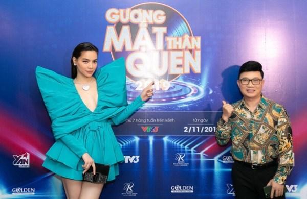 Ho Ngoc Ha lan dau ngoi ''ghe nong'' cua ''Guong mat than quen'' hinh anh 1