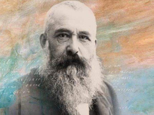 Tim hieu cuoc doi danh hoa Claude Monet qua hon 2.500 buc thu tay hinh anh 1