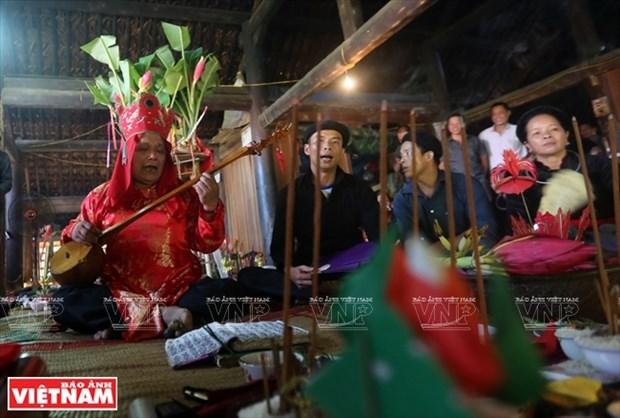 Thuc hanh Then duoc UNESCO ghi danh la di san van hoa the gioi hinh anh 1