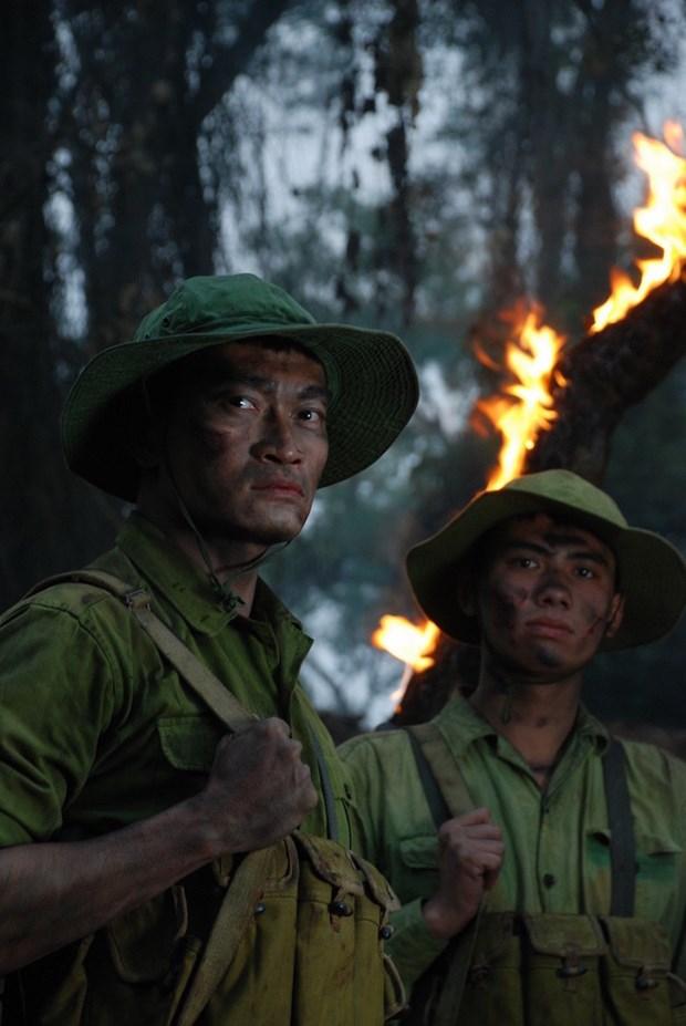 ''Chim noi'' phim Viet ve de tai chien tranh va nguoi linh hinh anh 2