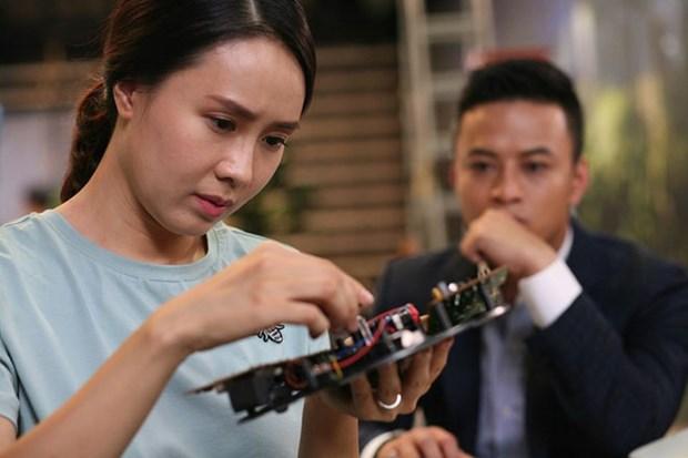 Phim truyen hinh Viet 2019: Gan gui hon nhung cung gai goc hon hinh anh 1