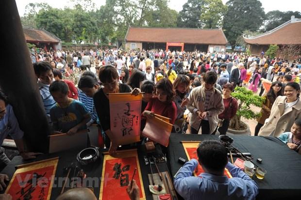 Hoi chu Xuan Canh Ty mang thong diep 'luyen tai di doi voi ren duc' hinh anh 1