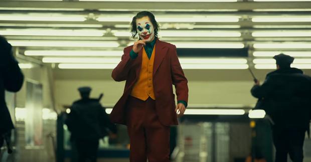 Chú hề ma quái Joker. (Ảnh: CJ)