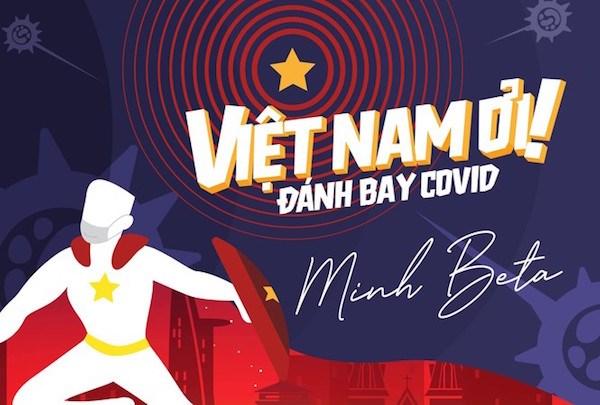 Nghe sy ca vang giai dieu co vu suc manh Viet Nam truoc dich COVID-19 hinh anh 1