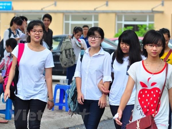 "Tuyen sinh nam 2015: Dai hoc Thuong mai bat ngo ""khai tu"" khoi A hinh anh 1"
