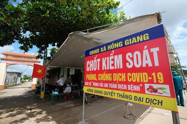 """Nang tam nong san Viet tu chien luoc mang ten """"Vai thieu Bac Giang' hinh anh 1"""