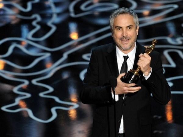 Mexico an mung tuong vang Oscar cua Alfonso Cuaron hinh anh 1