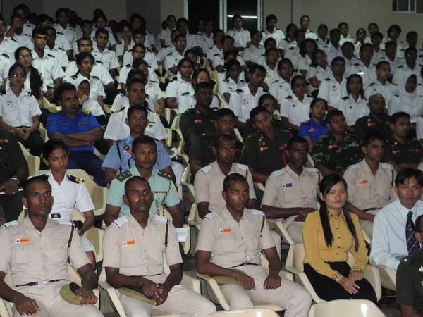 Sri Lanka chieu phim ky niem Chien thang Dien Bien Phu hinh anh 1