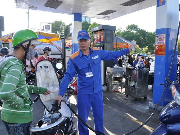 Petrolimex minh bach kinh doanh xang dau tren trang web hinh anh 1