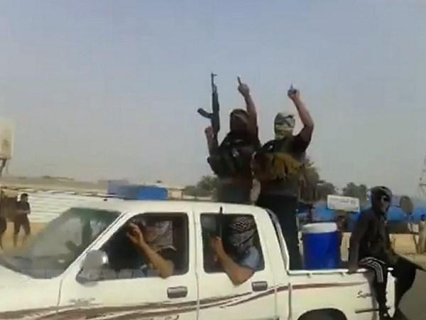 Anh dua ISIL vao danh sach to chuc ngoai vong phap luat hinh anh 1