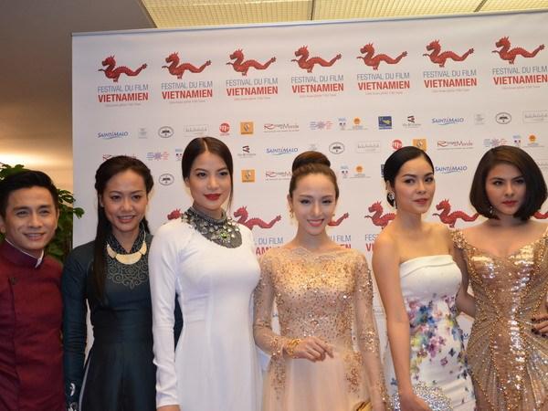 Khai mac Lien hoan phim Viet Nam tai thanh pho bien Saint-Malo hinh anh 1