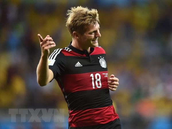Nhung dieu chua biet ve hung than doi voi Brazil - Toni Kroos hinh anh 1