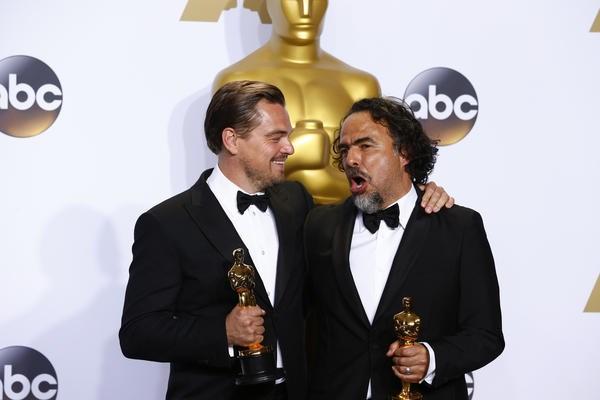 Vinh quang trong dem trao giai Oscar thuoc ve Leonardo DiCaprio hinh anh 2