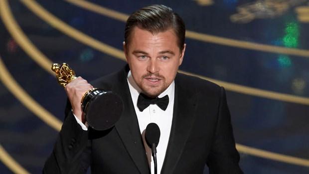 Vinh quang trong dem trao giai Oscar thuoc ve Leonardo DiCaprio hinh anh 1