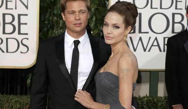 Angelina Jolie bong gio ve viec Brad Pitt bao hanh con cai hinh anh 1