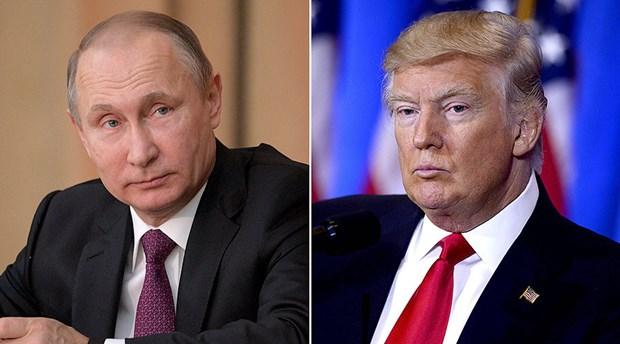 Ong Putin lan dau noi ve ho so nhay cam lien quan toi ong Trump hinh anh 1