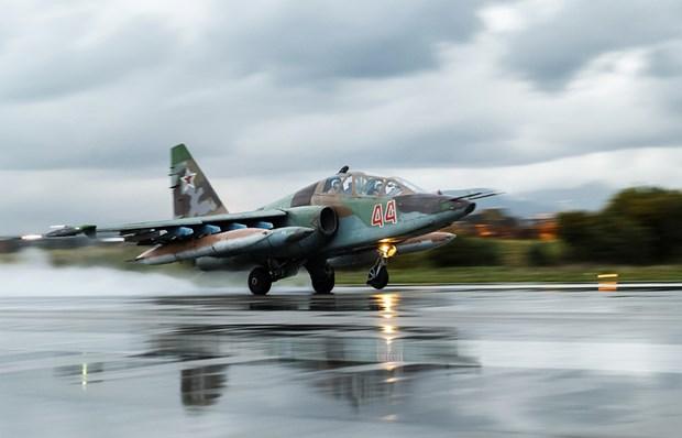 Phi cong Su-25 tu tran o Syria duoc truy tang danh hieu Anh hung Nga hinh anh 1