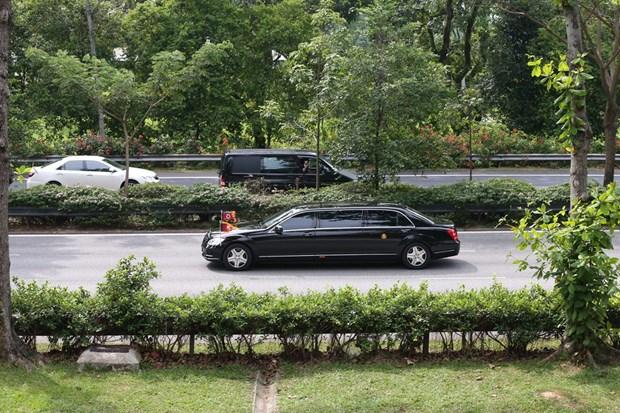 Dan ve sy 'mat lanh nhu bang' theo sat ong Kim Jong un tai Singapore hinh anh 4