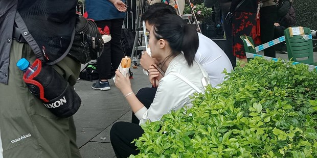 Thuong dinh My-Trieu khong co thoa thuan, ong Trump roi Ha Noi hinh anh 51