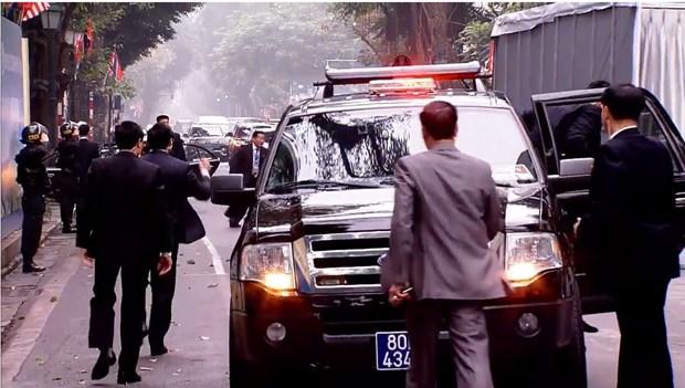 Thuong dinh My-Trieu khong co thoa thuan, ong Trump roi Ha Noi hinh anh 67