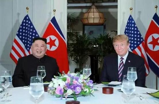 Thuong dinh My-Trieu khong co thoa thuan, ong Trump roi Ha Noi hinh anh 56