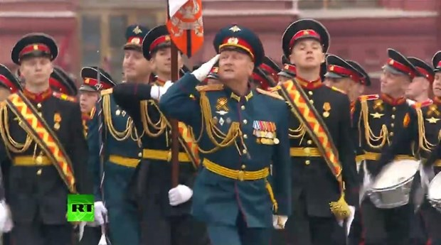 Le dieu binh mung 74 nam Ngay chien thang tai Quang truong Do hinh anh 28