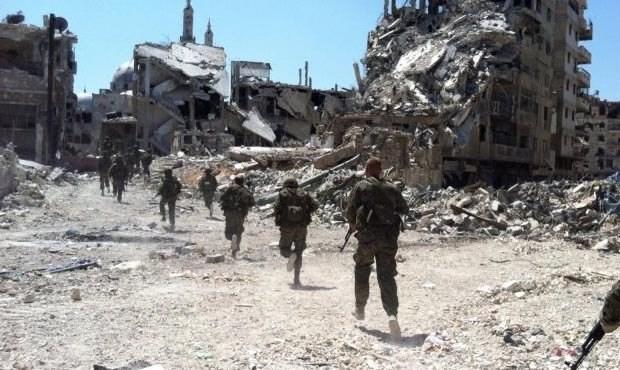 Tong thong Syria khang dinh quyet tam giai phong Idlib va Aleppo hinh anh 1