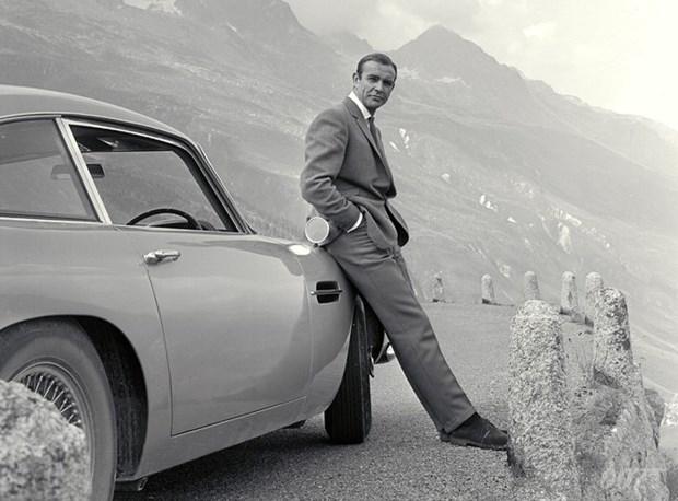 Tai tu dau tien thu vai 007 huyen thoai Sean Connery qua doi o tuoi 90 hinh anh 2