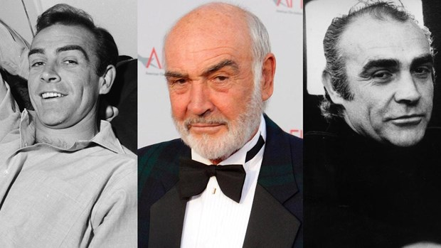 Tai tu dau tien thu vai 007 huyen thoai Sean Connery qua doi o tuoi 90 hinh anh 1