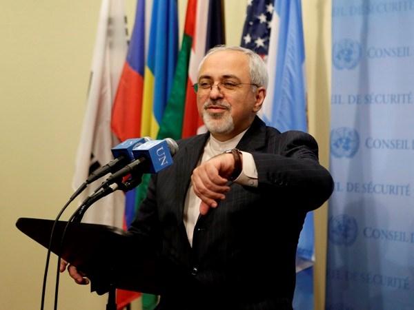 Iran va 6 cuong quoc dat duoc thoa thuan hat nhan lich su hinh anh 1
