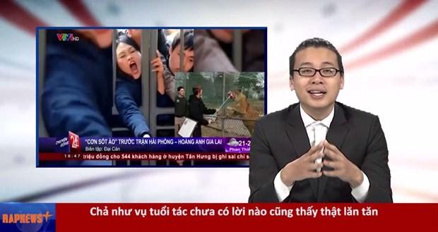 Rap News29 : Phi cong om va chuyen Son Tung M-TP thang hoa hinh anh 1