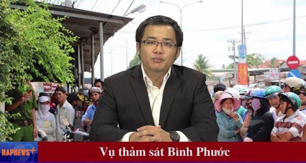 RapNews 36: Du am vu Binh Phuoc, Ly Hoang Nam va chuyen Tuan Hung hinh anh 1