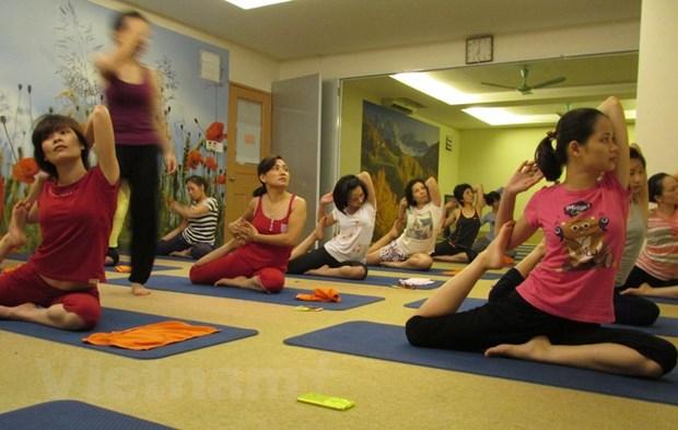 Yoga phong trao: