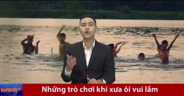 Rap News chuyen de 05: Tim tuoi au tho cho nhung the he