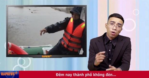 RapNews chuyen de 6: Chuyen mua lu Quang Ninh va
