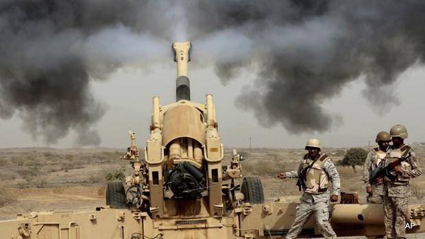 Chuan tuong Saudi Arabia tu thuong o vung bien gioi voi Yemen hinh anh 1