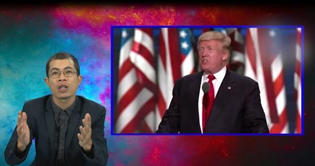 Rap News: Ai biet chu ngo, Donald Trump tro thanh nguoi chien thang hinh anh 1