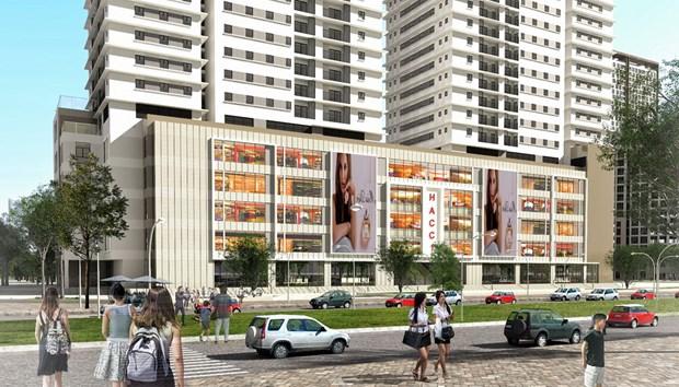 Ha Noi: Worldstar Land chinh thuc mo ban Times Tower hinh anh 1