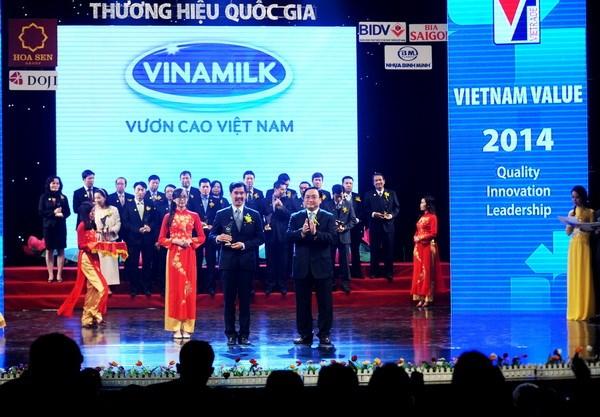 Vinamilk la cong ty co diem Quan tri tot nhat Viet Nam hinh anh 2