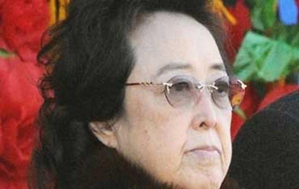 Hinh anh co ruot Kim Jong-Un lai xuat hien tren truyen hinh hinh anh 1