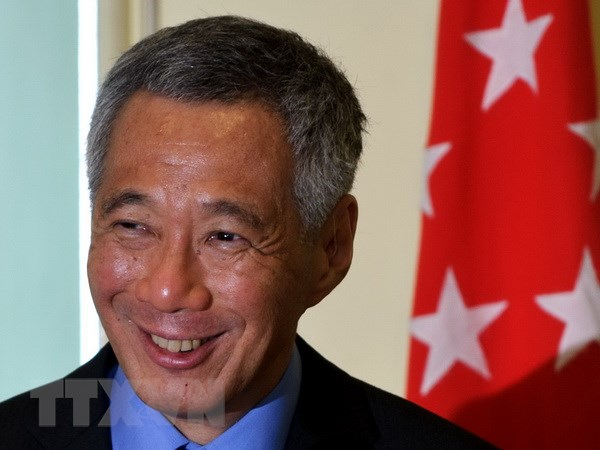 Thu tuong Singapore Ly Hien Long da xuat vien sau ca phau thuat hinh anh 1
