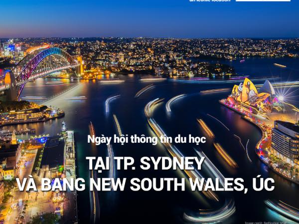 Ngay hoi thong tin du hoc thanh pho Sydney va bang New South Wales hinh anh 1