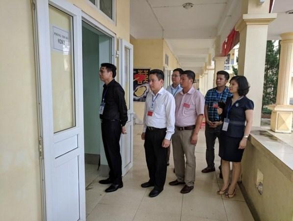 Tieu cuc tai Ha Giang: Co mo rong dieu tra sang ket qua thi nam 2017? hinh anh 1
