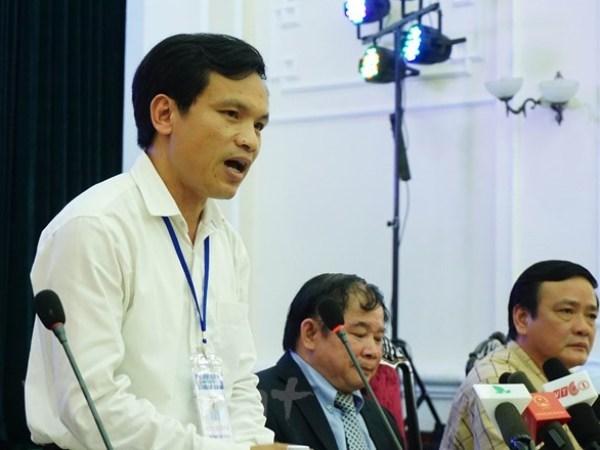 Gian lan thi tai Hoa Binh: 'Dieu tra thi khong the rut day dong rung' hinh anh 1
