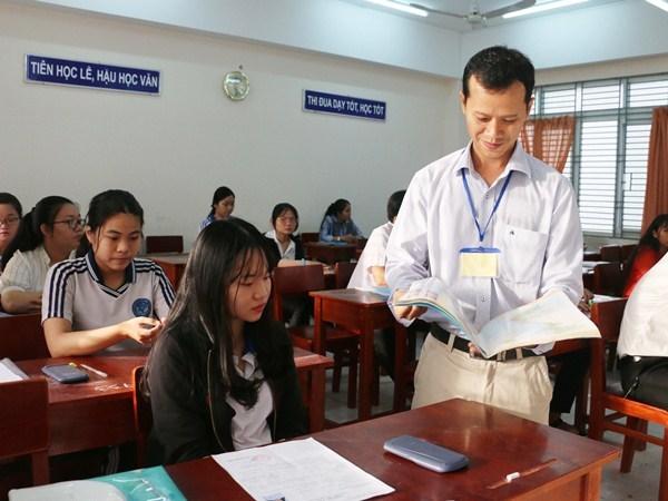 Diem chuan dai hoc 2018 giam manh, chat luong thi sinh co giam? hinh anh 1