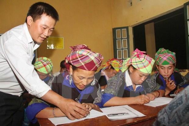 Dai hoc Hong Duc: Van mo lop chat luong cao du chi co mot thi sinh hinh anh 2