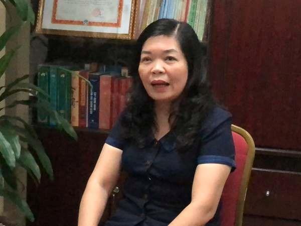 Phong Giao duc Quan Hoang Mai len tieng ve truong Chu Van An hinh anh 2