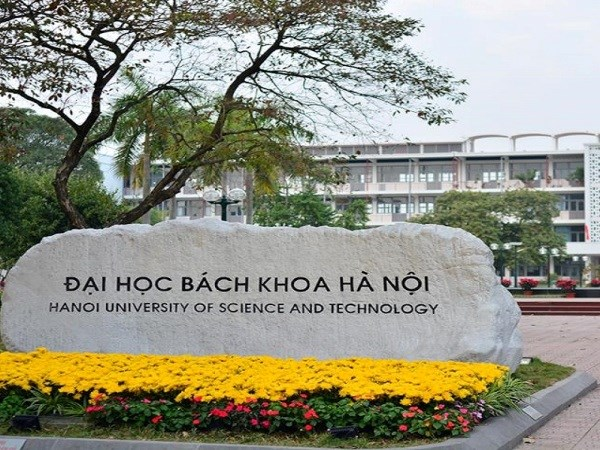 Ba nganh hoc cua Dai hoc Bach khoa Ha Noi lot nhom 550 tren the gioi hinh anh 1
