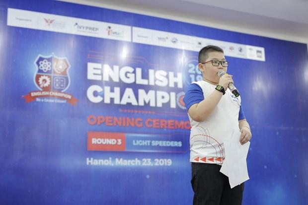 English Champion 2019: Chon 10 guong mat xuat sac vao chung ket hinh anh 1